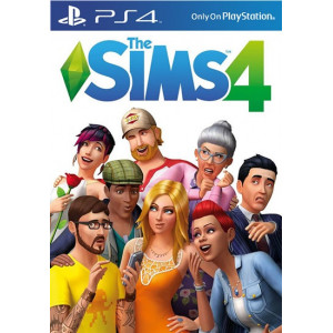 HRA PS4 The Sims 4