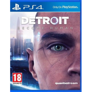 HRA PS4 Detroit: Become Human