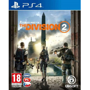 HRA PS4 Tom Clancy's The Division 2