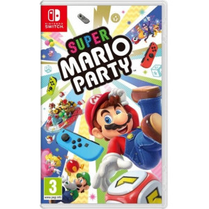 HRA SWITCH Super Mario Party